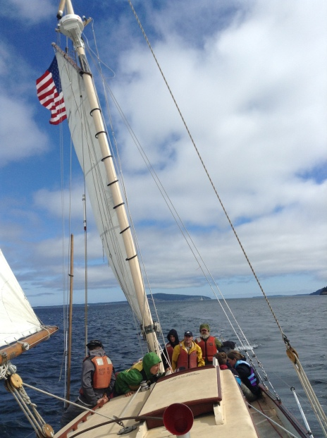 YC Sailing in the San Juans