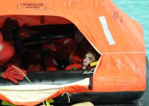 Adam in the Raft
