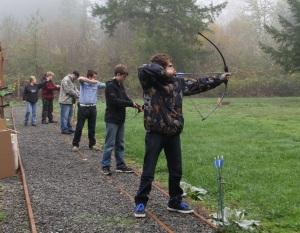 Archery too